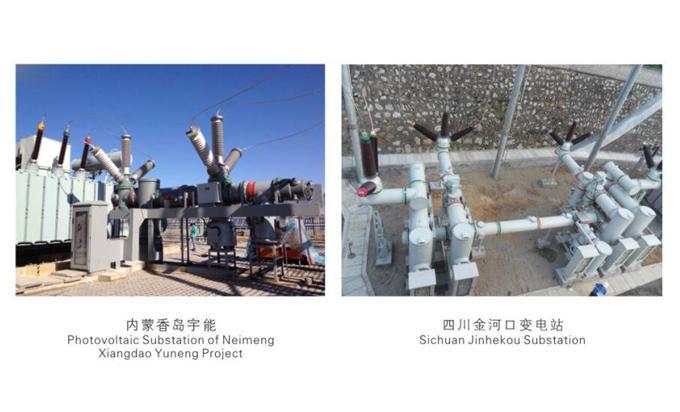 Indoor High Voltage Switchgear Metal Clad Gas Insulated