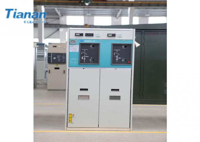 Metal Clad Gas Insulated Switchgear SF6 Ring Main Unit Medium Voltage Switchgear