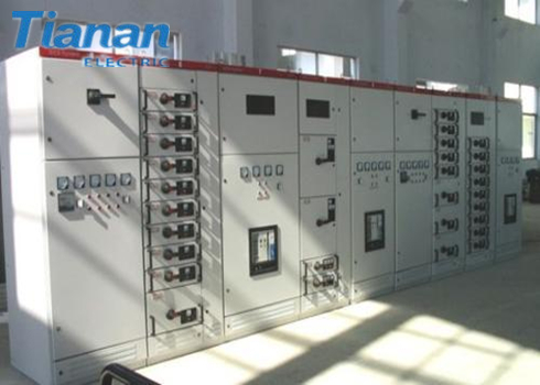 GCS/GCK Low Voltage Equipment Series Drawable type Low Voltage Switchgear