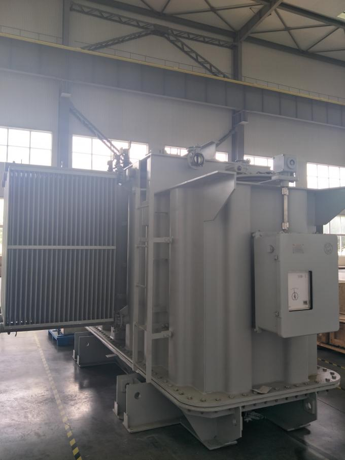 Sz10 Series Oltc Oil Immersed Type Transformer 35kv 25000kva Lower Noise
