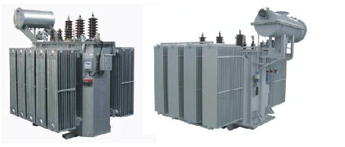110kv Sf11 Onaf Oil Immersed Power Transformer With Off - Load Tap Changer