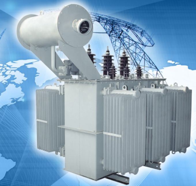 Low Noise Oil Immersed Power Transformer With Strong Overload Capacity
