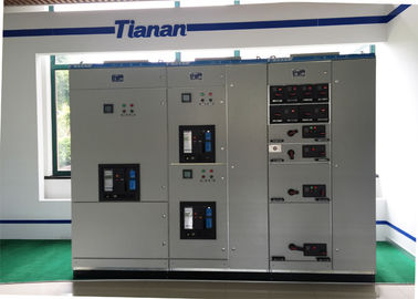 China 400V 660V 4000A GCT Indoor Power Industrial Electrical Switchgear LV With MCB / MCCB supplier