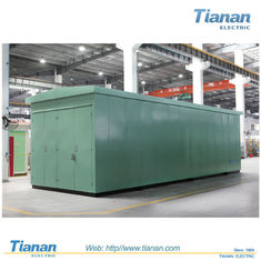 China 35kV High Voltage  Prefabricated /  Compact  / Combined Transformer Substation supplier