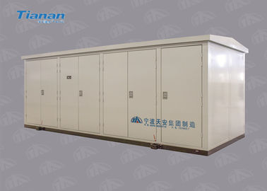 China Prefabricated Industrial Compact Power Distribution Substation For Outdoor 50Hz supplier