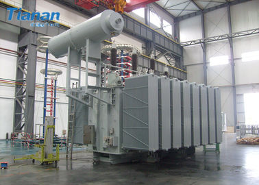China 35kv Three Phase Electrical Oil Immersed Power TransmissionTransformer supplier
