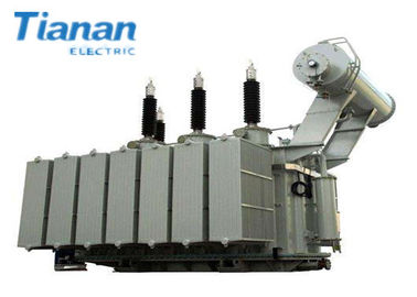 China 220kv Off Load Tap Changer Oil Type Transformer / High Power Transformer supplier