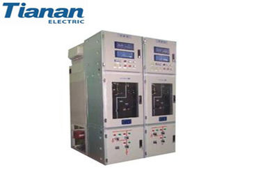 China SF6 GIS , Gas Insulated Switchgear Indoor Metal-Enclosed Cabinet With 38KV supplier