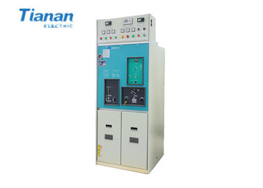 China Metal Clad Gas Insulated Switchgear SF6 Ring Main Unit Medium Voltage Switchgear supplier