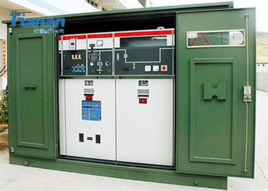 China 24kV Outdoor Rmu Ring Main Unit  Electrical Box / Power Distribution Box supplier