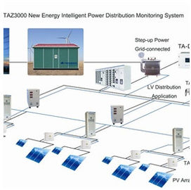 China TAZ3000 Energy Intelligent Power Distribution And Monitoring System / Micro Grid System supplier