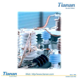 China TIANAN Surge Arrester Medium Voltage 12 KV For Railway , HV Load Switch supplier