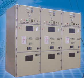 China TIANAN 12kv AC Metal Clad Medium Voltage Switchgear Customized For Outdoor supplier
