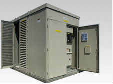 China 24kV Compact Transformer Substation Integrated Distribution Substation supplier