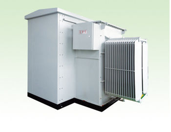 China 11 kV Step Up Transformer Station Combined Substation For Wind Power supplier