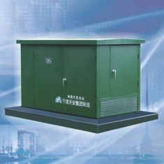 China Compact Transformer Substation DBW1 - 12 Buried Type Substation With AC 6 ~ 10kV ,  50 ~ 500kVA supplier