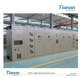 China IP42 Steel Plate Withdrawable Low Voltage Switchgear 3 Phase 4 Wire supplier