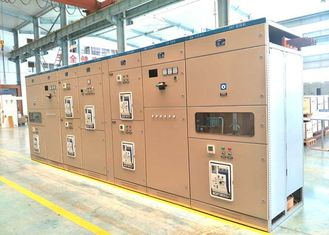 China GCS / GCK Low Voltage Metal Clad Switchgear Drawable IP55 supplier
