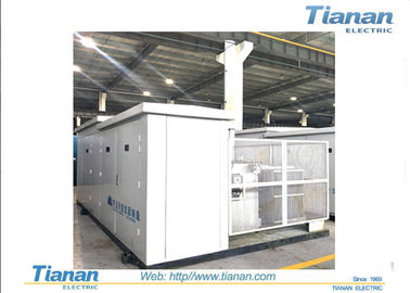 China 35kV Package Integrated Compact Transformer Substation For Wind Power and PV Generation supplier