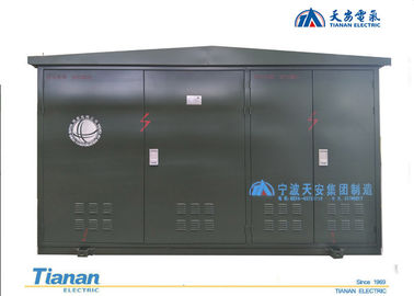 China Open Frame 11kV Compact Transformer Substation , Outdoor Cable Branch Box supplier