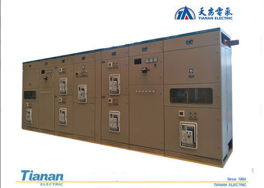 China Gck Series Low Voltage Switchgear For Power Transmission And Distribution supplier