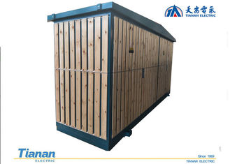 China Ring Main Unit Cable Branch Box , 12 / 24kv Outdoor Electric Meter Box supplier