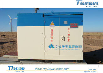 China 630a Photovoltaic Power Generation , Prefabricated Solar Electric Generator supplier
