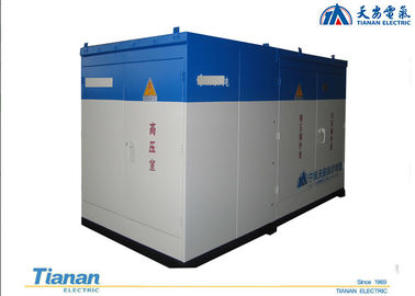 China 10kv - 35kv Compact Transformer Substation With Wind Electric Power Step Up supplier