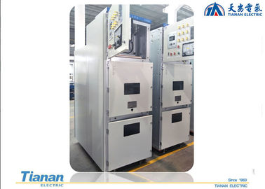 China Ac Metal Clad Switchgear  , 12kv Electrical Switch Cabinet For Distribution supplier