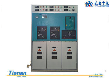 China Ring Main Units 12kv Indoor Medium Voltage Switchgear , Gis Gas Insulated Switchgear supplier