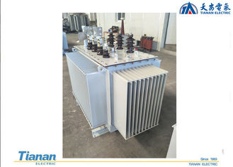 China Full Sealed Outdoor Oil Immersed Power Transformer 20kv With Three Phase supplier