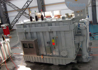 China 60000KVA 36KV Three Phase Electric Arc Furnace EAF Oil Immersed Power Transformer supplier