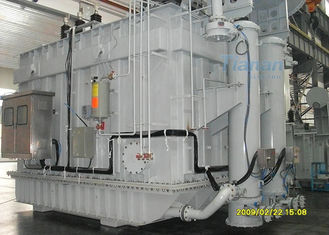 China Outdoor Electrical Oil Immersed Power Transformer / Arc Furnace Transformer supplier