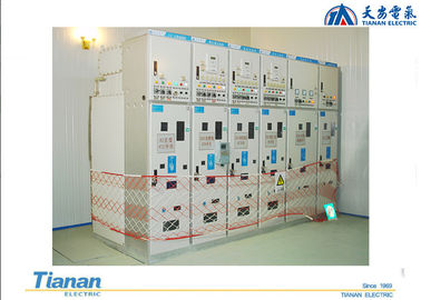 China C - Gis Gas Insulated Switchgear 24kv Cubicle Type Metal Clad With Vcb supplier