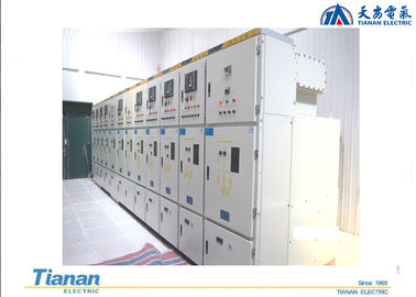 China Distribution / Control High Voltage Switchgear Gis 40.5kv Metal Mounted supplier
