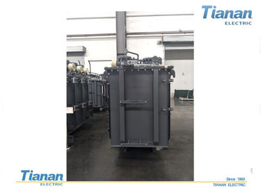 China Low Noise Oil Immersed Power Transformer With Strong Overload Capacity supplier