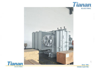China Sz10 Series Oltc Oil Immersed Type Transformer 35kv 25000kva Lower Noise supplier