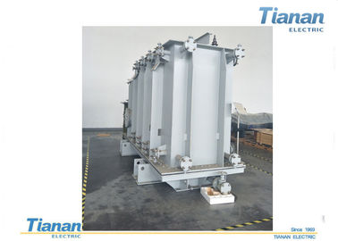 China Toroidal Coil Oil Immersed Power Transformer 35kv On Load Voltage Regulated supplier