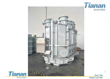 China 110kv Sf11 Onaf Oil Immersed Power Transformer With Off - Load Tap Changer supplier