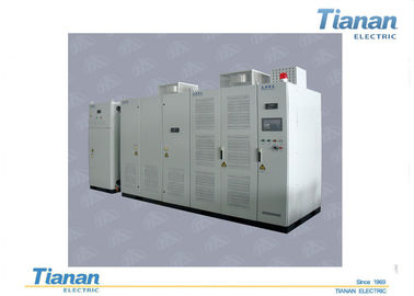 China Tavf High Voltage 3 Phase Frequency Converter 50 / 60hz With High Power Factor supplier