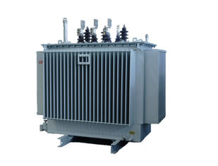 China Full Sealed Outdoor Three Phase Power Transformers , 20kV Oil Filled Transformer supplier