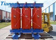 China 125kVA Industrial Dry Power Transformer 11kV  Distribution electrical power transformer factory