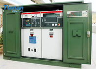 24kV Outdoor Rmu Ring Main Unit  Electrical Box / Power Distribution Box