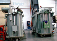 China 10 - 35kv Oil Immersed 3 Phase Power Transformer Electrical Oltc factory
