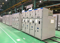 China Indoor High Voltage Gas Insulated Switchgear 35kv With Cabinet Structure factory