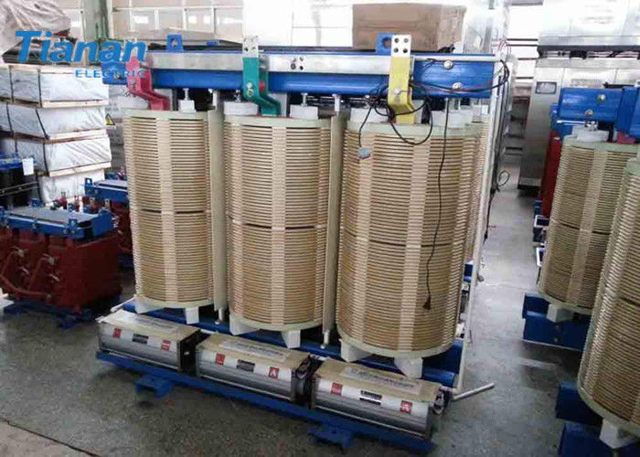 35kv Core Type Cast Resin Dry Type Transformer Two Winding