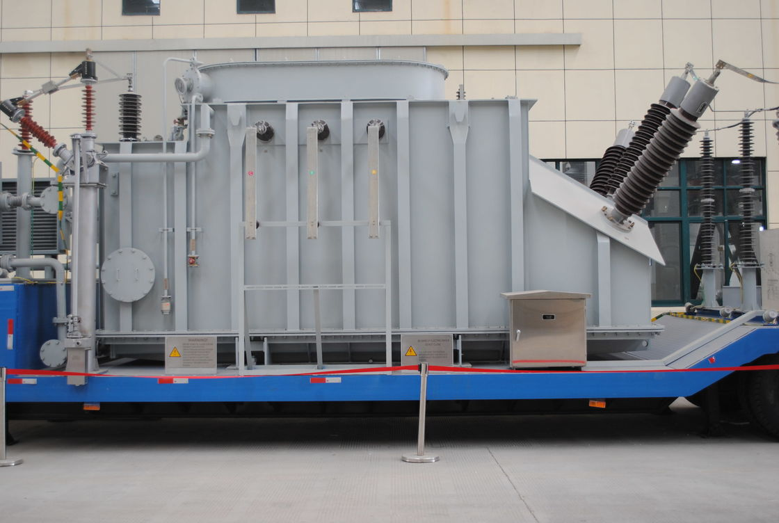 Tianan Electric Mobile Transformer Substation / Mobile Substation ...