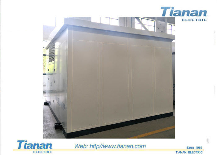 40 . 5KV Prefabricated Special Substation For PV Power
