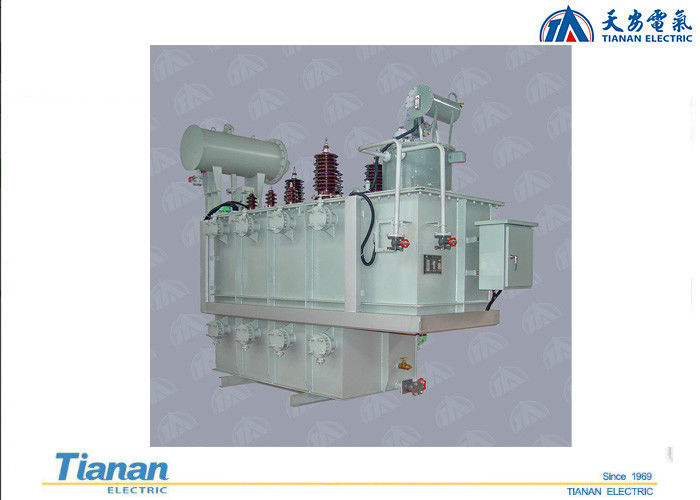 35 KV Electric Oil Immersed Power Transformer Industrial