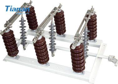 China 12 - 35KV Indoor High Voltage Disconnect Switch For Protect And Control distributor